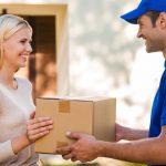 Skicka företagspaket till och från Forsheda - Låga och billiga priser